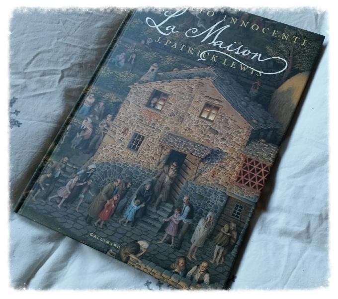 Roberto Innocenti & J. Patrick Lewis, La Maison Gallimard, 2010