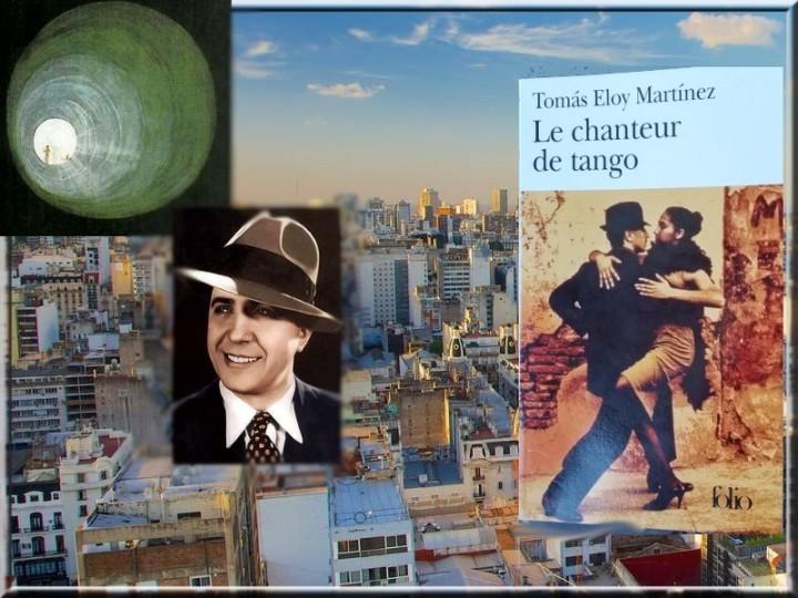 Tomás Eloy Martínez, Le Chanteur de Tango, 2004