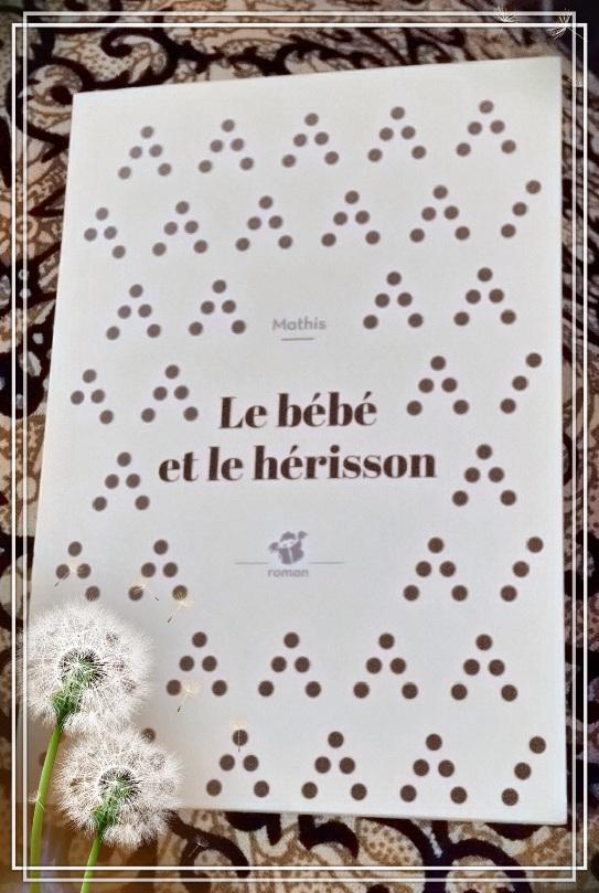Mathis, Le bébé et le hérisson, Éditions Thierry Magnier, juillet 2015