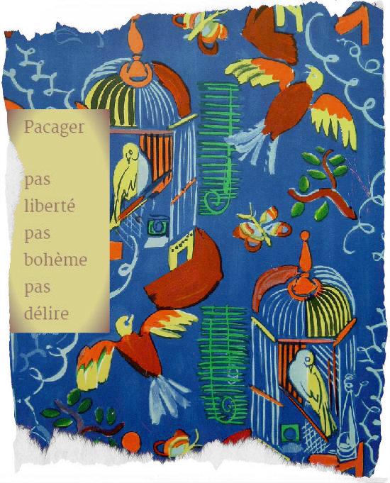 Raoul Duffy oiseaux