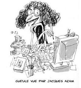 GUDULE JACQUES AZAM