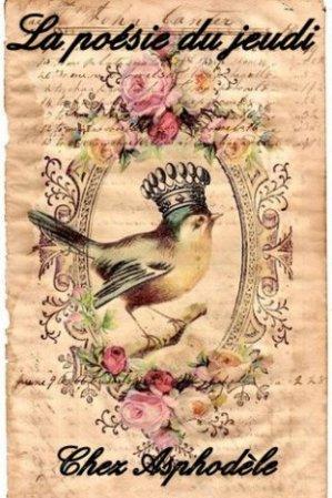 logo présentation poésie