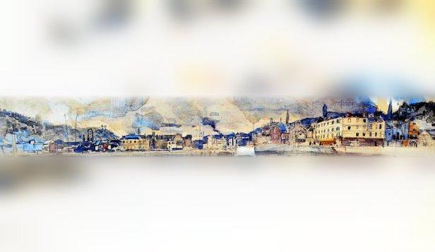 honfleur-vue-generale-de-l-estuaire-1865-detail