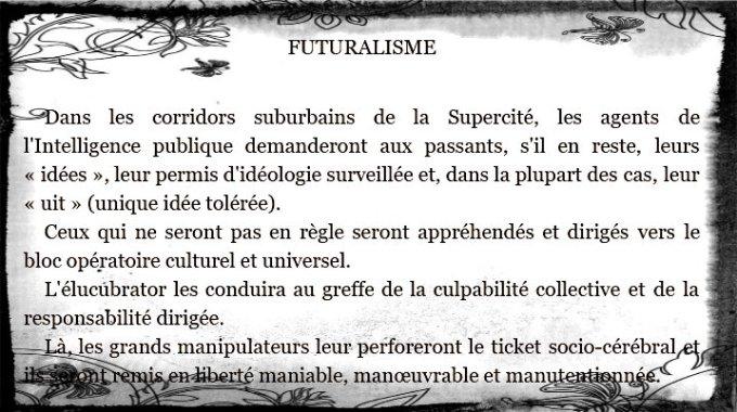 FUTURALISME