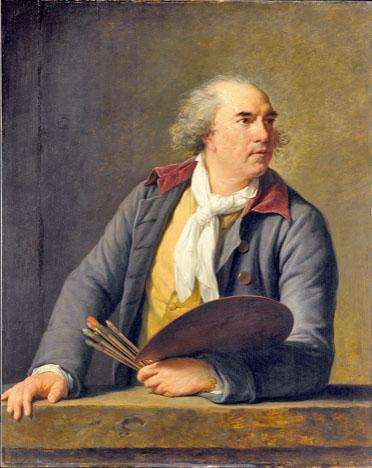 Hubert Robert (1733-1808), peintre