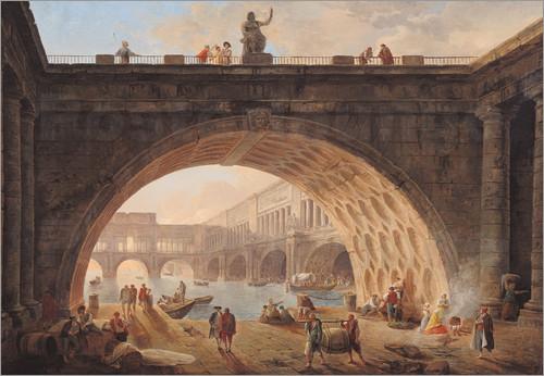 pont_sous_pont_hubert-robert-dunkerque