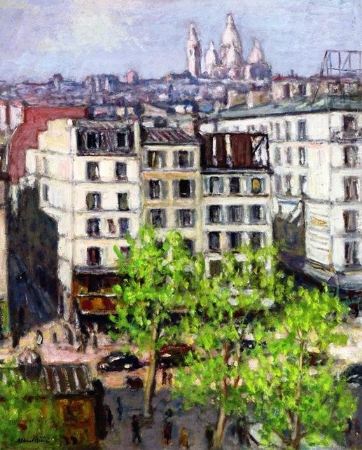 BOULEVARD DE CLICHY 1920