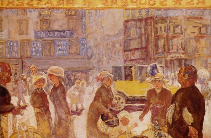 LA PLACE CLICHY 1912 (1867-1947)