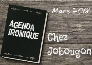 03 MARS AGENDA IRONIQUE