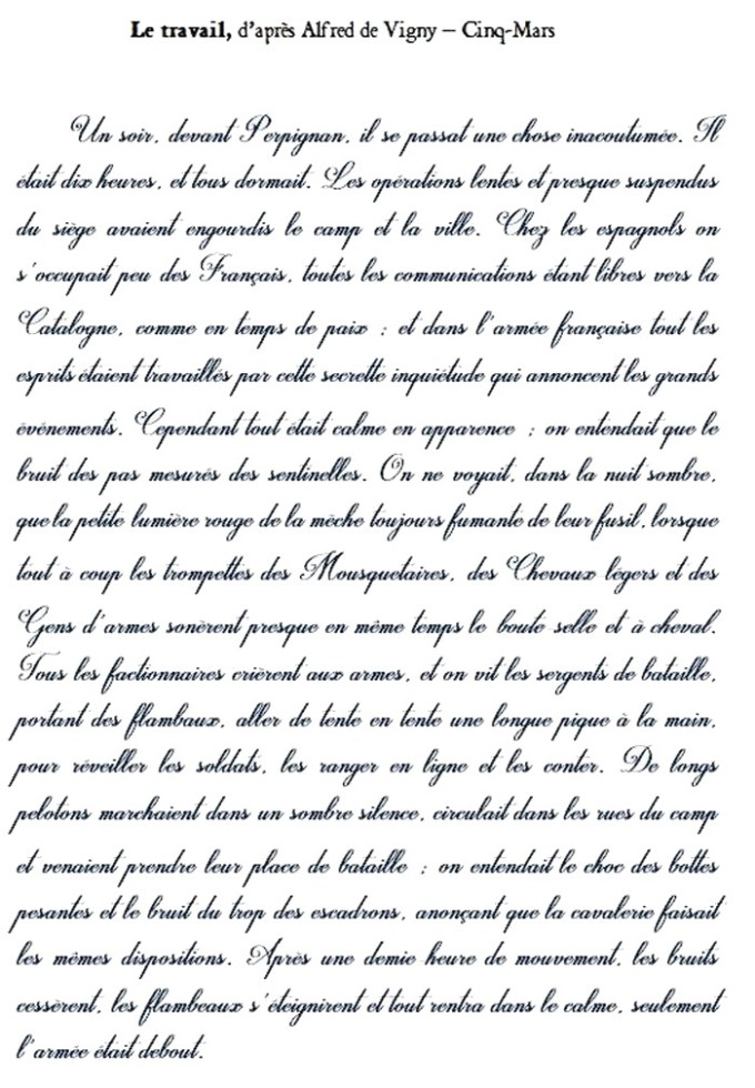 001 ALFRED DE VIGNY texte