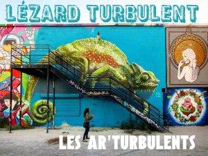 LEZARD TURBULENT