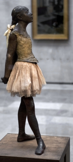 La petite danseuse de 14 ans