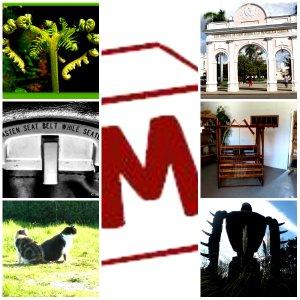 M collage