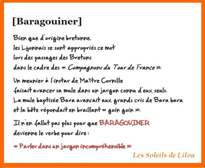 BARAGOUINER LILOU