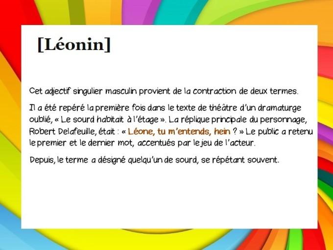 LEONIN PARTICIPATIONS LYDIA