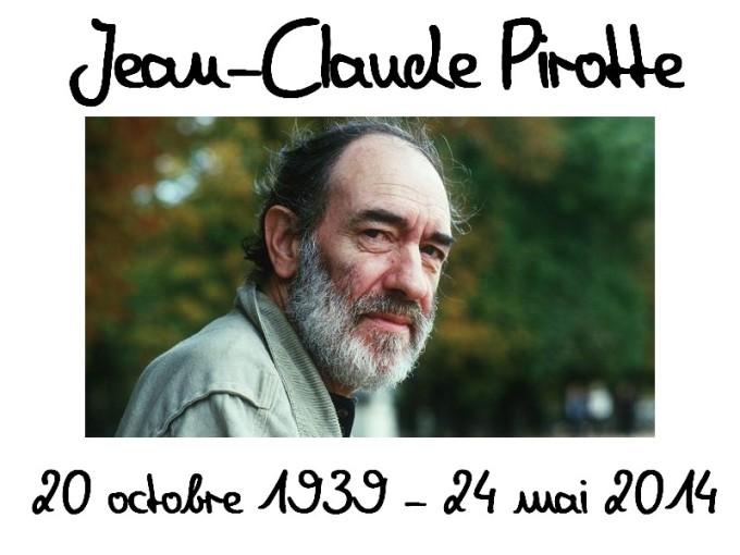 JEAN CLAUDE PIROTTE
