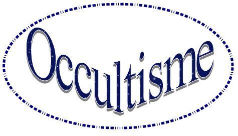 OCCULTISME